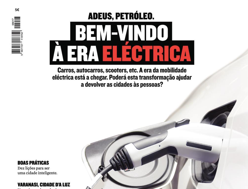 Bem-vindo à era da mobilidade eléctrica