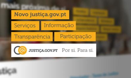 """Plataforma digital da Justiça destaca-se pela """"proximidade"""" ao cidadão"""