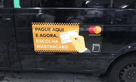 "Táxis portugueses entram no mundo ""cashless"""