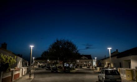 Philips CityTouch promete poupar até 75% na iluminação das cidades