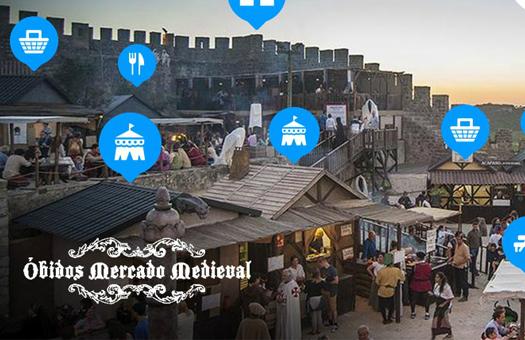 Um guia para a Idade Média em Óbidos
