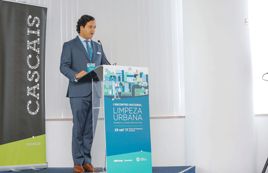 Tecnologia smart chega à varredura das cidades portuguesas