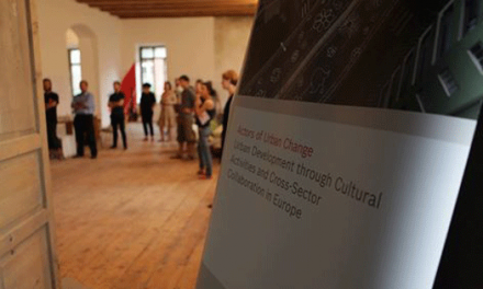 Actors for Urban Change tem 130 mil euros para apoiar projectos locais