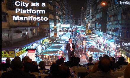 """Dez mandamentos para a """"Cidade como plataforma digital"""""""