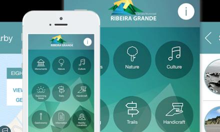 Ribeira Grande tem uma app pensada para residentes e turistas