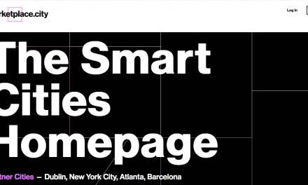 """Novo """"mercado"""" on-line liga cidades às soluções smart"""