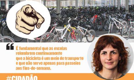 Eu pedalo, tu pedalas, nós pedalamos