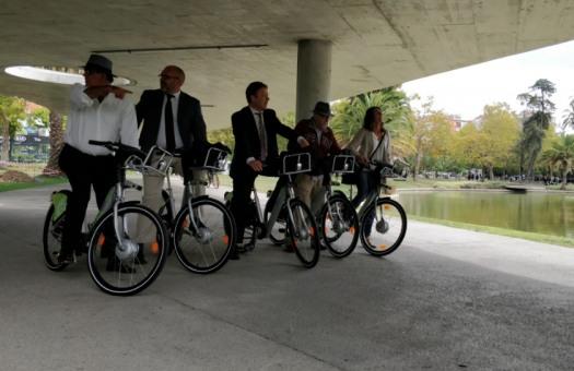 Bicicletas partilhadas de Lisboa arrancam esta terça-feira