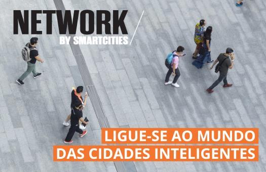 Ligue-se ao mundo das cidades inteligentes!