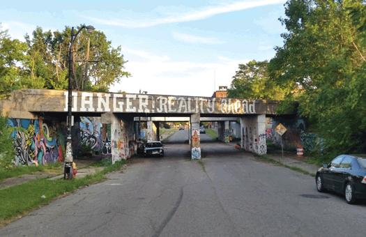 Detroit In motion: O fim de uma era