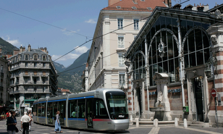 Grenoble testa novo conceito de mobilidade