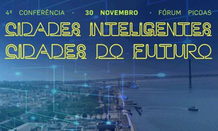 As Cidades do Futuro debatem-se em Lisboa