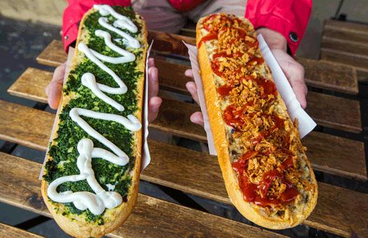 Street Food: a comida gourmet saiu à rua
