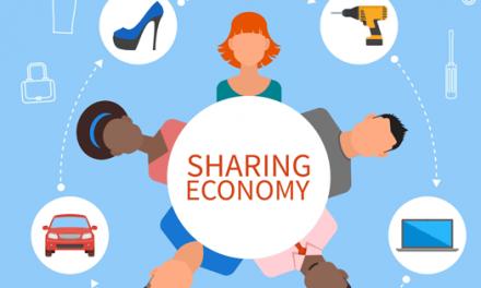 Esta semana, é tudo sobre a partilha