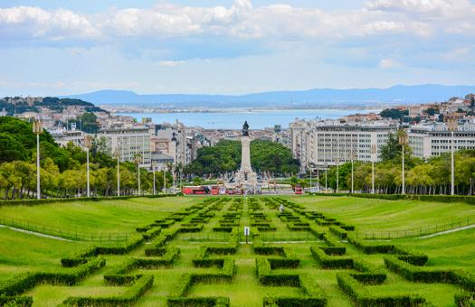 Lisboa na corrida para ser Capital Verde Europeia de 2019