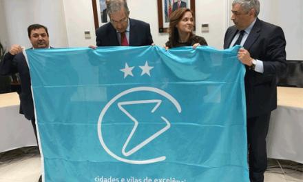 Leiria recebe Bandeira de Cidades de Excelência