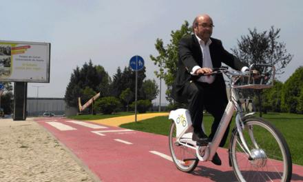 """""""Bicicleta disponível para todos"""""""