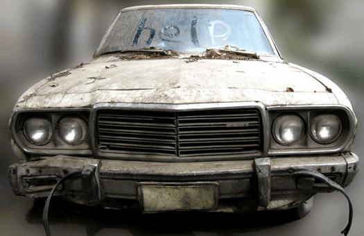 Nova plataforma on-line ajuda a remover veículos abandonados