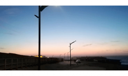 Cascais: zona protegida recebe iluminação off-grid