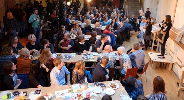 Aveiro Soup, um jantar que convida os cidadãos a mudar a cidade
