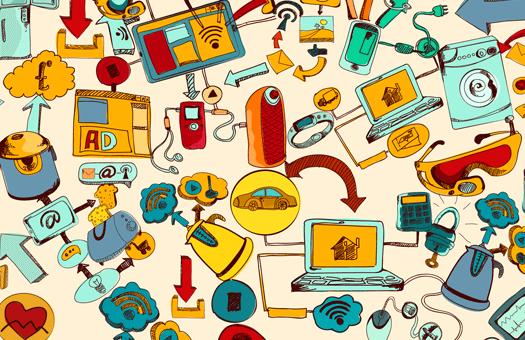 A febre da IoT