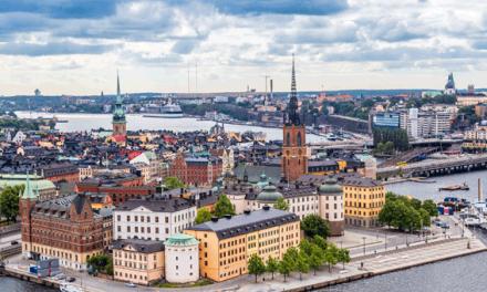 Uma start-up portuguesa em Estocolmo