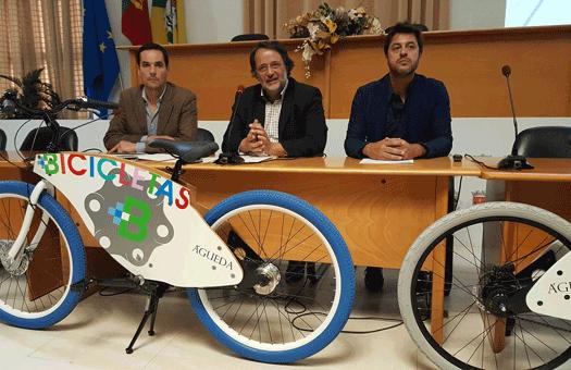 Águeda propõe um Dia Nacional da Bicicleta