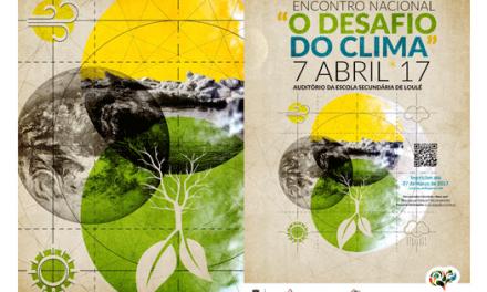 Encontro Nacional debate o clima em Loulé