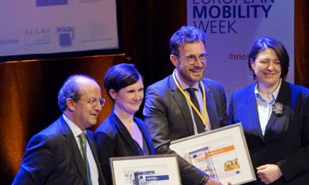 Malmö leva a melhor sobre Lisboa nos prémios da mobilidade sustentável