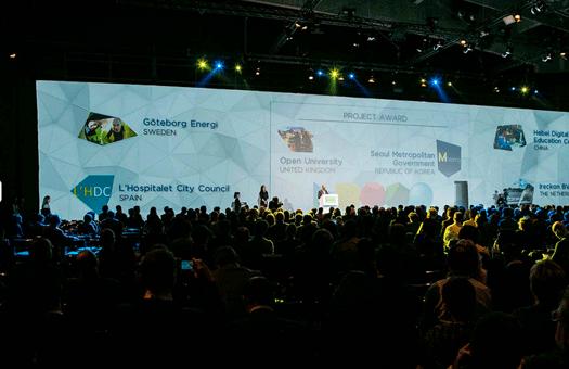 World Smart City Awards: candidaturas até 7 de Setembro