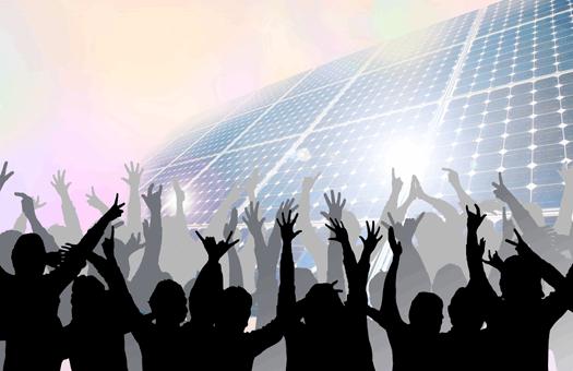 O movimento cooperativo chega às renováveis
