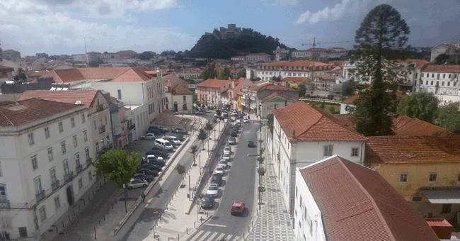 Projecto Urban Wins estuda o metabolismo urbano de Leiria