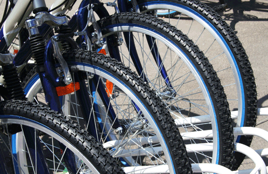 U-Bike leva bicicletas a 15 instituições de ensino superior