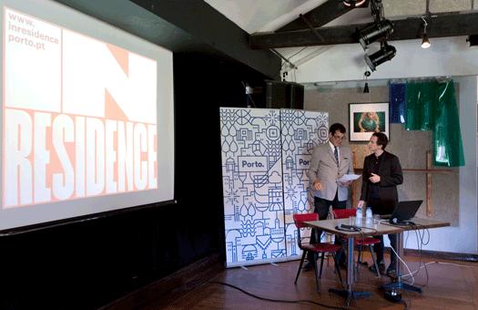 Nova plataforma aproxima o Porto da criação artística