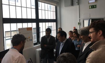 Web Summit inaugura novo espaço da PT para start-ups