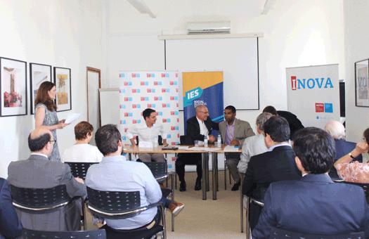 Inovação e empreendedorismo sociais unem Nova SBE e IES