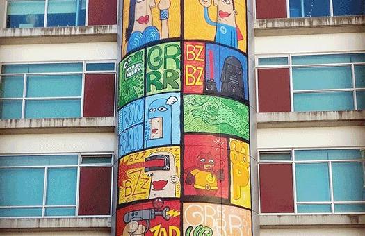 Amadora no mapa da arte urbana com Conversas na Rua