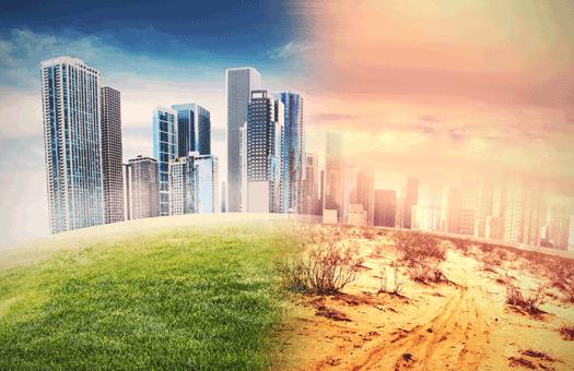 Espaços urbanos e fenómenos climáticos extremos – Vulnerabilidade das cidades