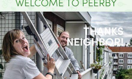 Peerby escolhida como melhor app citadina 2014