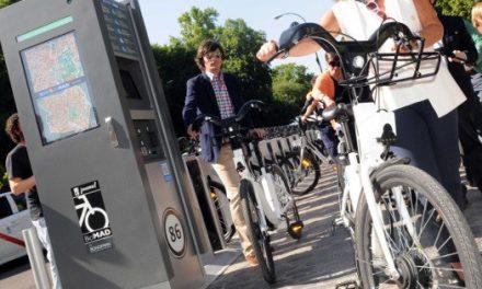 BiciMAD: Bicicletas à solta em Madrid