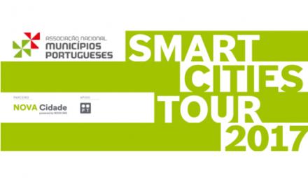 Smart Cities em Tour por Portugal até Maio