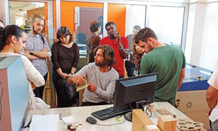 Fab Lab Aldeias do Xisto tem quatro bolsas para programa mundial