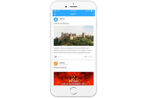 SMIITY, a única portuguesa nos The AppTourism Awards 2018
