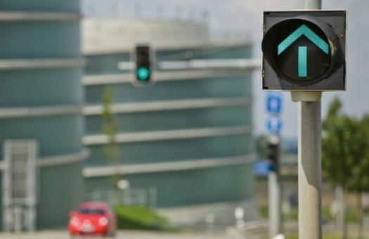 Nasceu o semáforo mais económico do mundo?