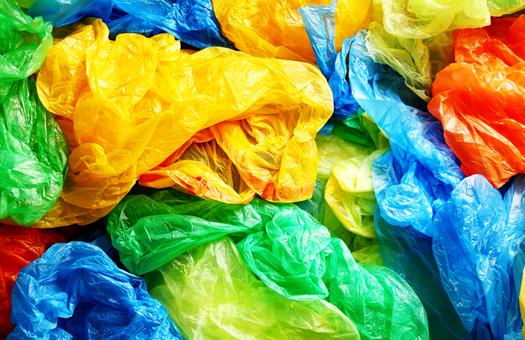 O plástico e a cidade