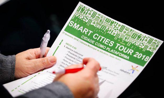 O Smart Cities Tour veio mesmo para ficar