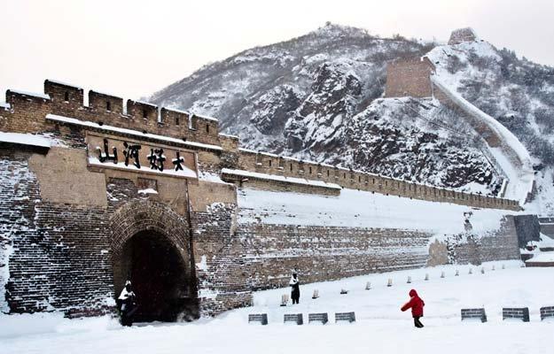 """China já prepara """"cidade piloto"""" de baixo carbono para Jogos Olímpicos de Inverno 2022"""