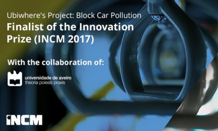 Block Car Pollution é finalista ao Prémio Inovação da Imprensa Nacional Casa da Moeda