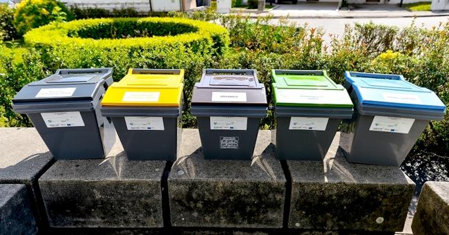 Moradores do Grande Porto vão receber depósitos para reciclar