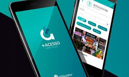 Uma aplicação móvel para contrariar as inacessibilidades